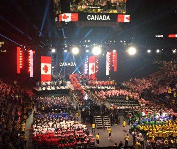 Glittering ceremony at ACC