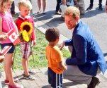 Harry meets CAMH kids