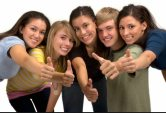 Teens 17 and over are encouraged to give
