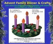 nov 23 st cuthberts advent