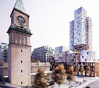 Diamond Corp. wants to build 26 Storey tower on Yonge