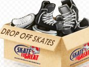 Drop off skates DPS