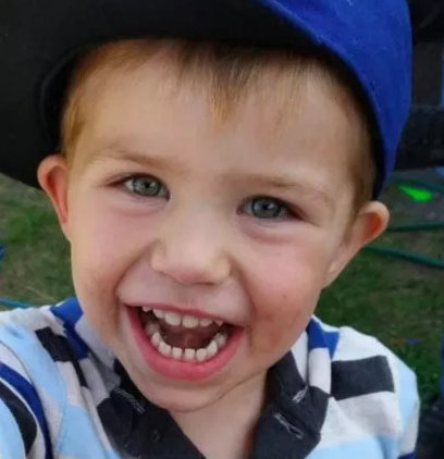 Little hope in search for Kaden Young, 3, in flooded Grand