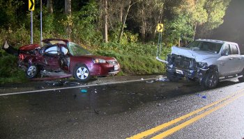 Man killed in head-on crash of truck and minivan on Hwy  9 – The