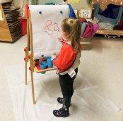 Room 115 Little Artist