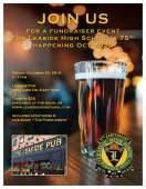 Fundraiser poster Leaside Pub 2019 hi res