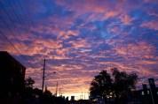 Leaside sunrise/Russell Sutherland