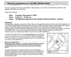 Click to read about consultation meeting December 3, 2019