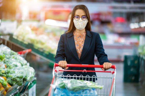 Toronto says wear a mask when you shop