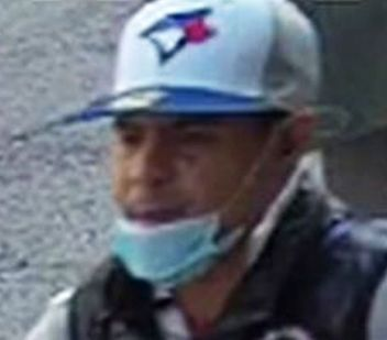 Suspect picture issued by TPS