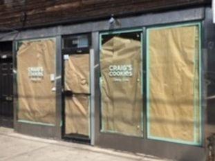 1581 Bayview will be third Craig's Cookies store