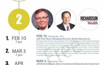 Financial Advisors Speaking Series-past