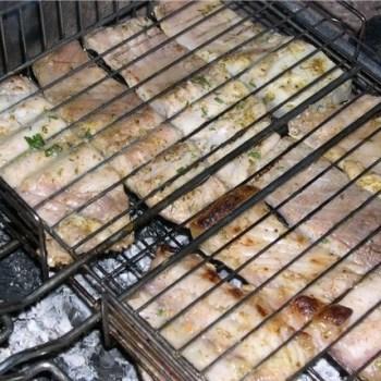 Рецепт приготовления вкусного шашлыка из толстолобика