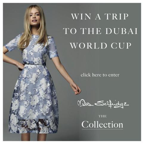 Dubai Races Facebook Ad