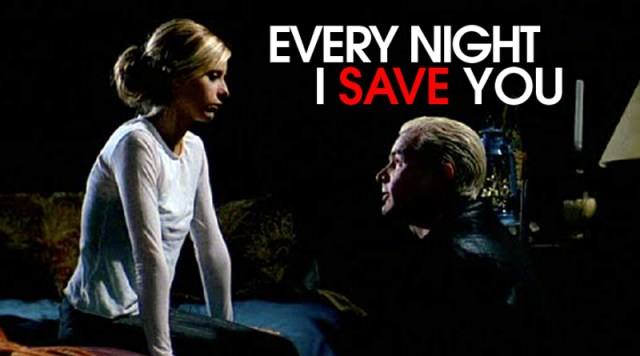 Every Night I save you