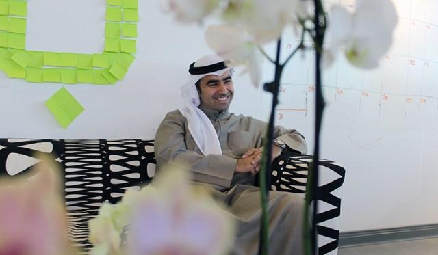 Abdullah Alkhuzam. Source: bazaar