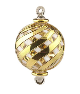 Extra Large Glass Christmas Ornaments