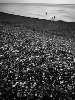 Untitled, July (2017) Brighton beach.