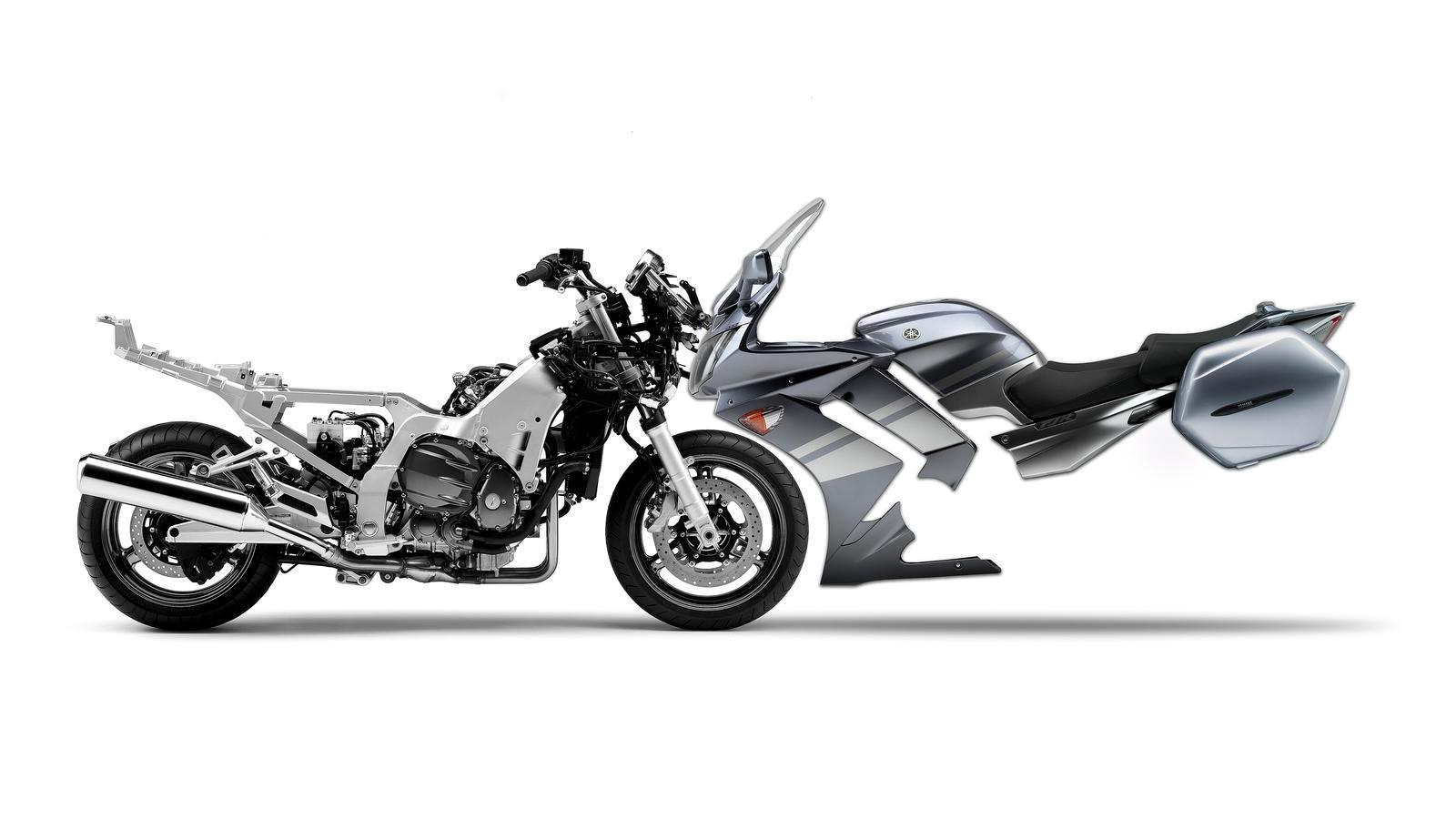 Yamaha Fjr A