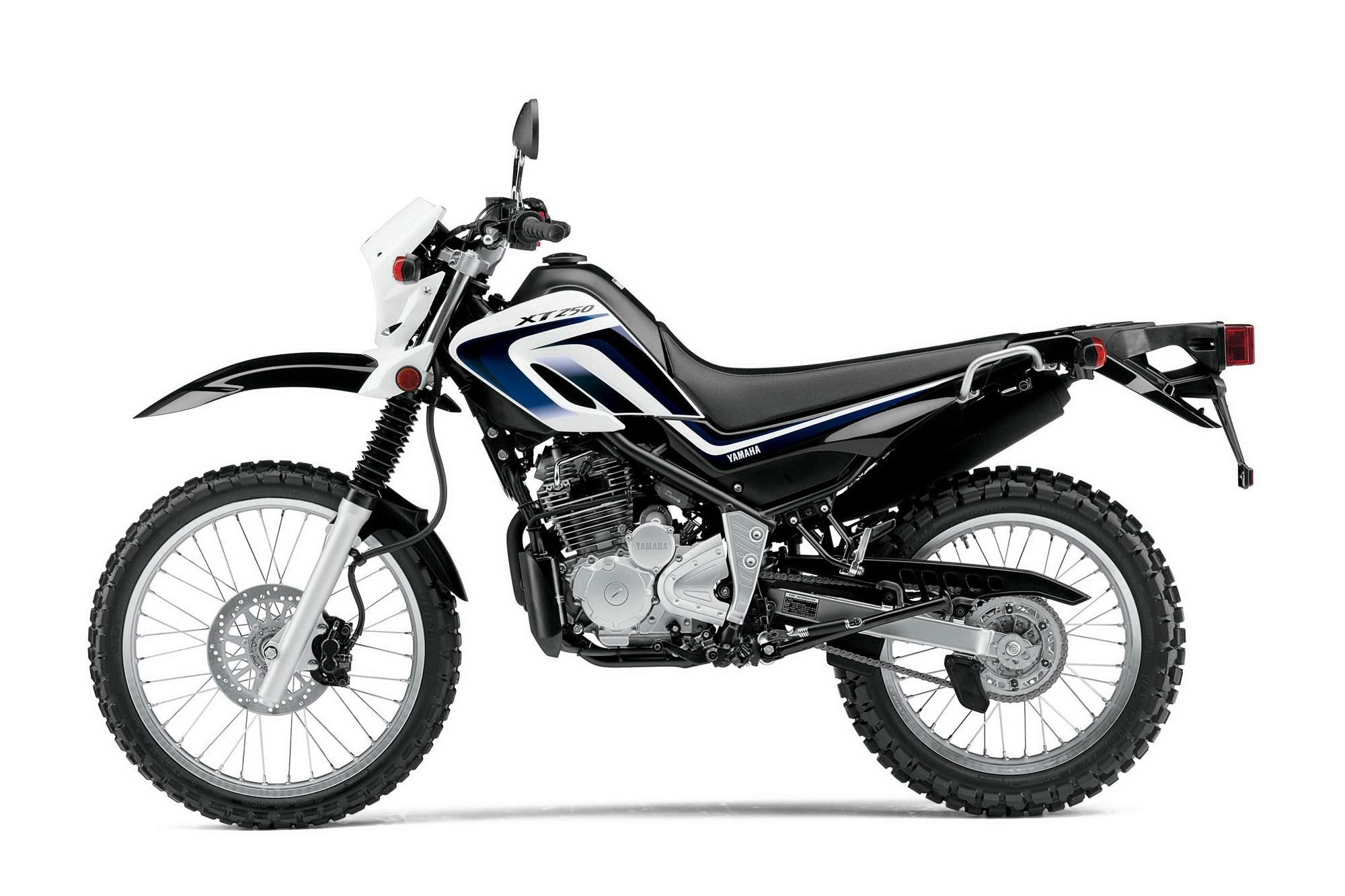 Yamaha Xt 250 Serow
