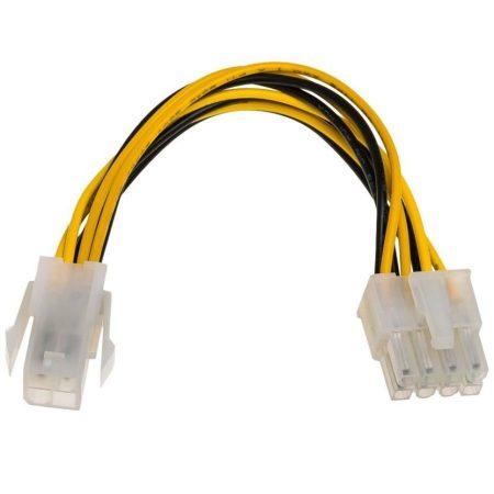 Cable de Encendido Adaptador P4 4-pin F / P8 8-pin
