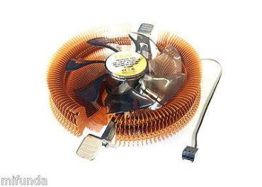 DISPADOR+VENTILADOR PARA PC CPU SOCKET 775 1155 1156 1366 AM2 AM2+ AM3 CPU FAN