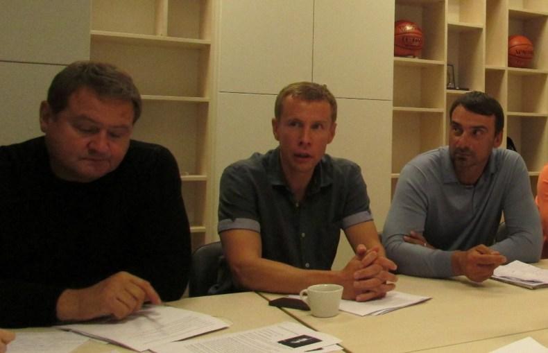 На заседании рабочей группы Тренерской комиссии ФБУ