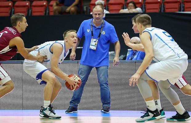 Мужская молодежная сборная Украины U-20 на Чемпионате Европы (дивизион A) в Хельсинки