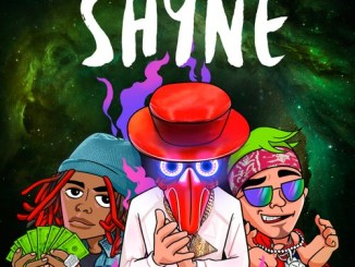 EyeOnEyez & Frankie Smallzzz - Shyne (Feat. Lil Keed) Mp3 Download