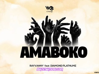 Rayvanny ft. Diamond Platnumz – Amaboko Mp3 Download