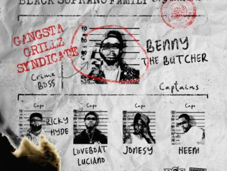 DOWNLOAD ALBUM: Black Soprano Family - Benny the Butcher & DJ Drama Presents Black Soprano Family [Zip File]