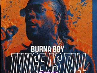 DOWNLOAD ALBUM: Burna Boy - Twice as Tall [Zip, Tracklist]