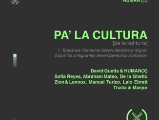 David Guetta & HumanX – Pa' La Cultura  Mp3 Download