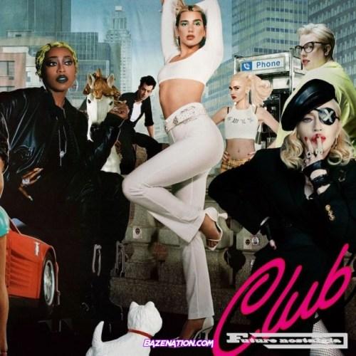 DOWNLOAD ALBUM: Dua Lipa – Club Future Nostalgia: The Remix Album [Zip, Tracklist]