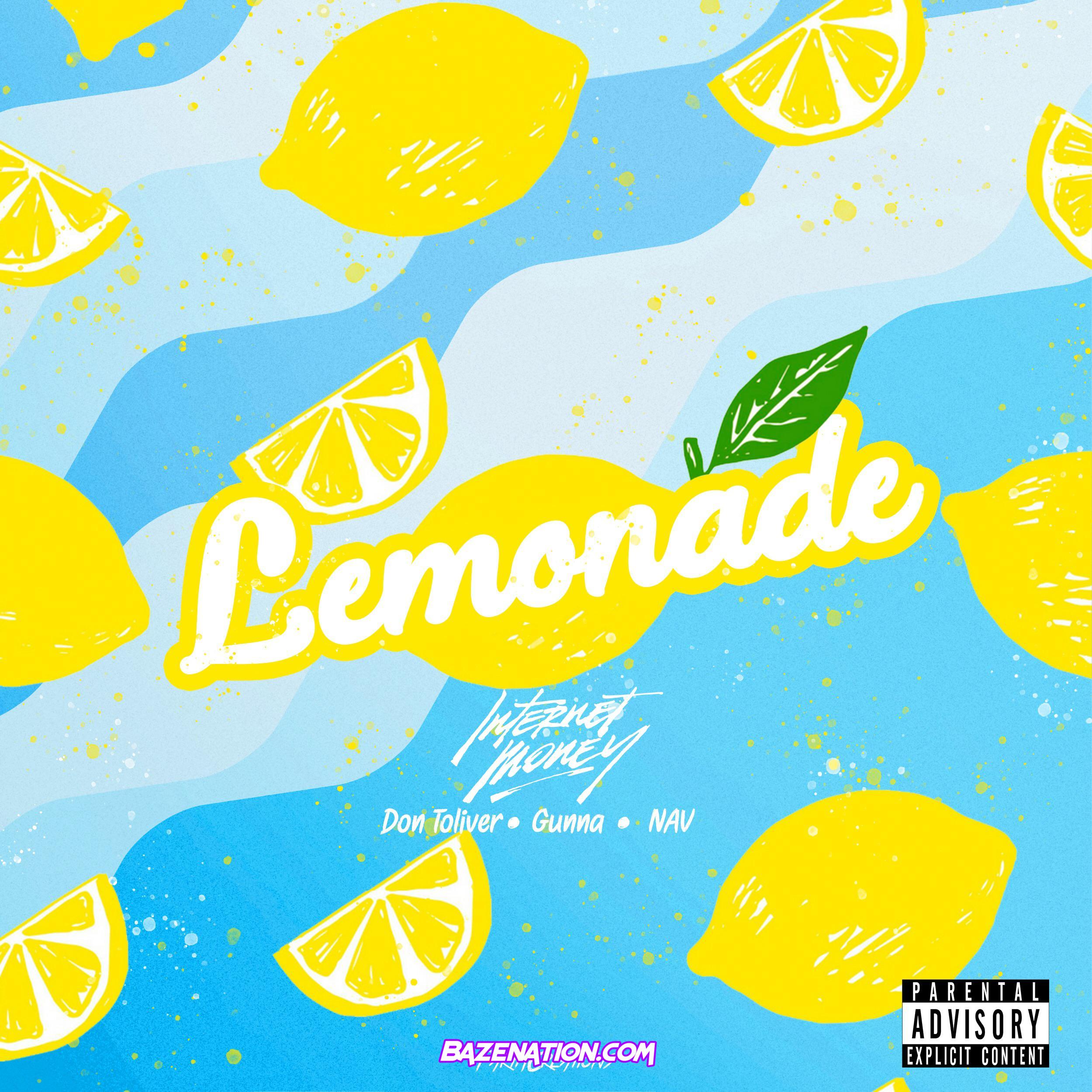 Download Mp3 Internet Money Lemonade Feat Gunna Don Toliver Nav Bazenation