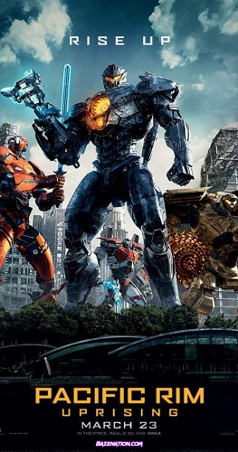 DOWNLOAD Movie: Pacific Rim Uprising (2018)