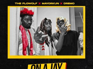The Flowolf – On A Jay ft. Mayorkun, Dremo Mp3 Download