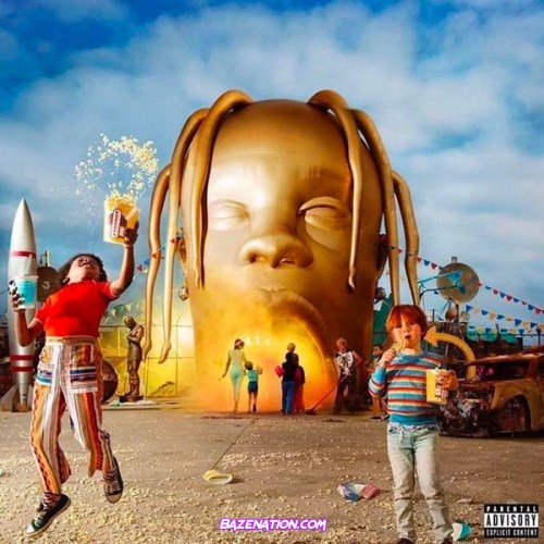 Travis Scott – STARGAZING Mp3 Download