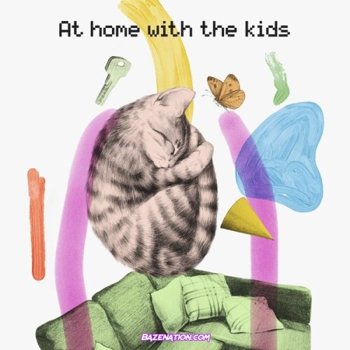 DOWNLOAD ALBUM: Various Artists – At home with the kids [Zip File]