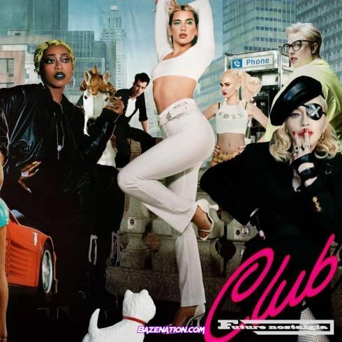 DOWNLOAD ALBUM: Dua Lipa – Club Future Nostalgia (DJ Mix) [Zip File]