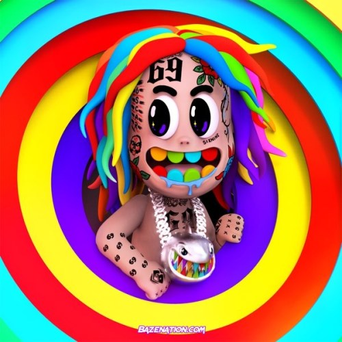 DOWNLOAD ALBUM: 6ix9ine - TattleTales [Zip File]