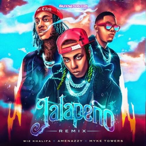 Amenazzy, Wiz Khalifa & Myke Towers - Jalapeño (Remix) Mp3 Download
