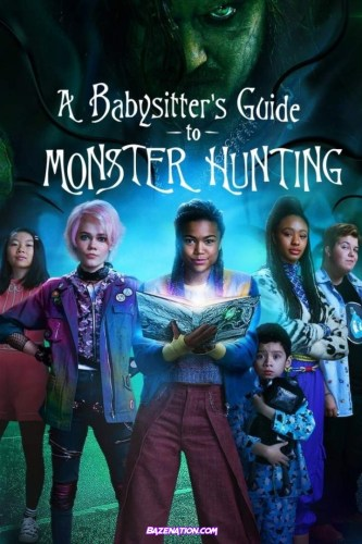 DOWNLOAD Movie: A Babysitter's Guide to Monster Hunting (2020)