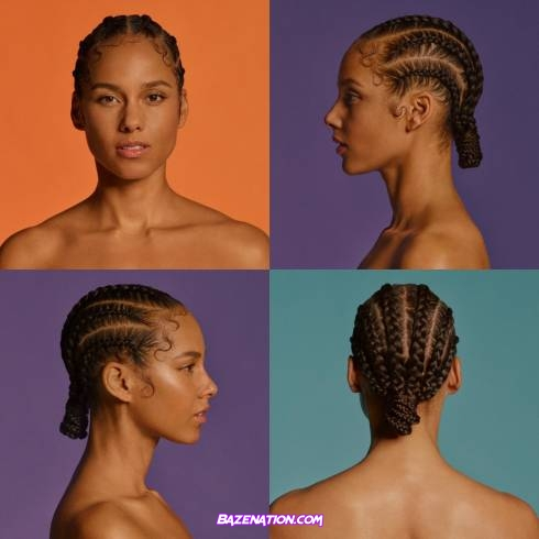 DOWNLOAD ALBUM: Alicia Keys - ALICIA (New Edition) [Zip File]