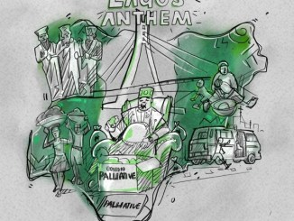 Zlatan – Lagos Anthem Mp3 Download