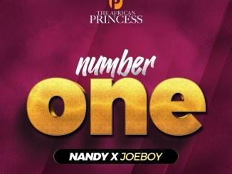 Nandy - Number One ft. Joeboy Mp3 Download