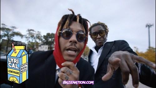 DOWNLOAD VIDEO: Juice WRLD & Young Thug – Bad Boy