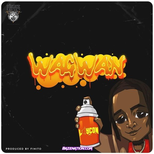 Laycon - Wagwan Mp3 Download