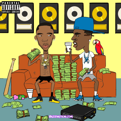 Young Dolph & Key Glock - Sleep With The Roaches Mp3 Download
