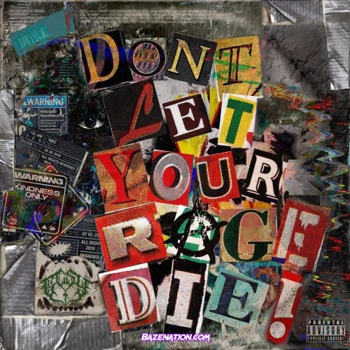 DOWNLOAD EP: Cameron Azi & Subjectz - DON'T LET YOUR RAGE DIE [Zip File]